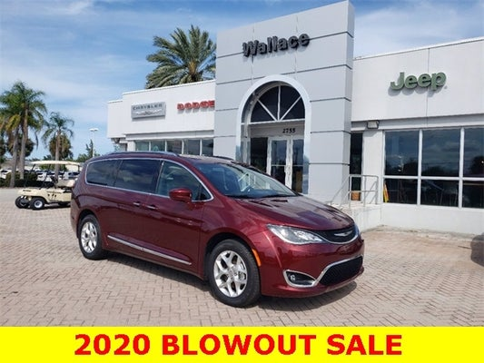 Used Chrysler Pacifica Stuart Fl